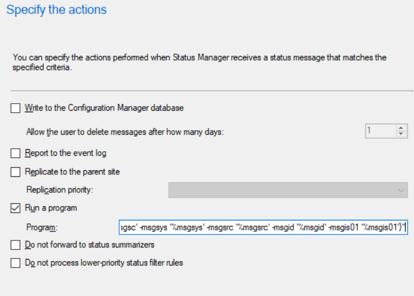 Email Notification for Security Changes in ConfigMgr – The