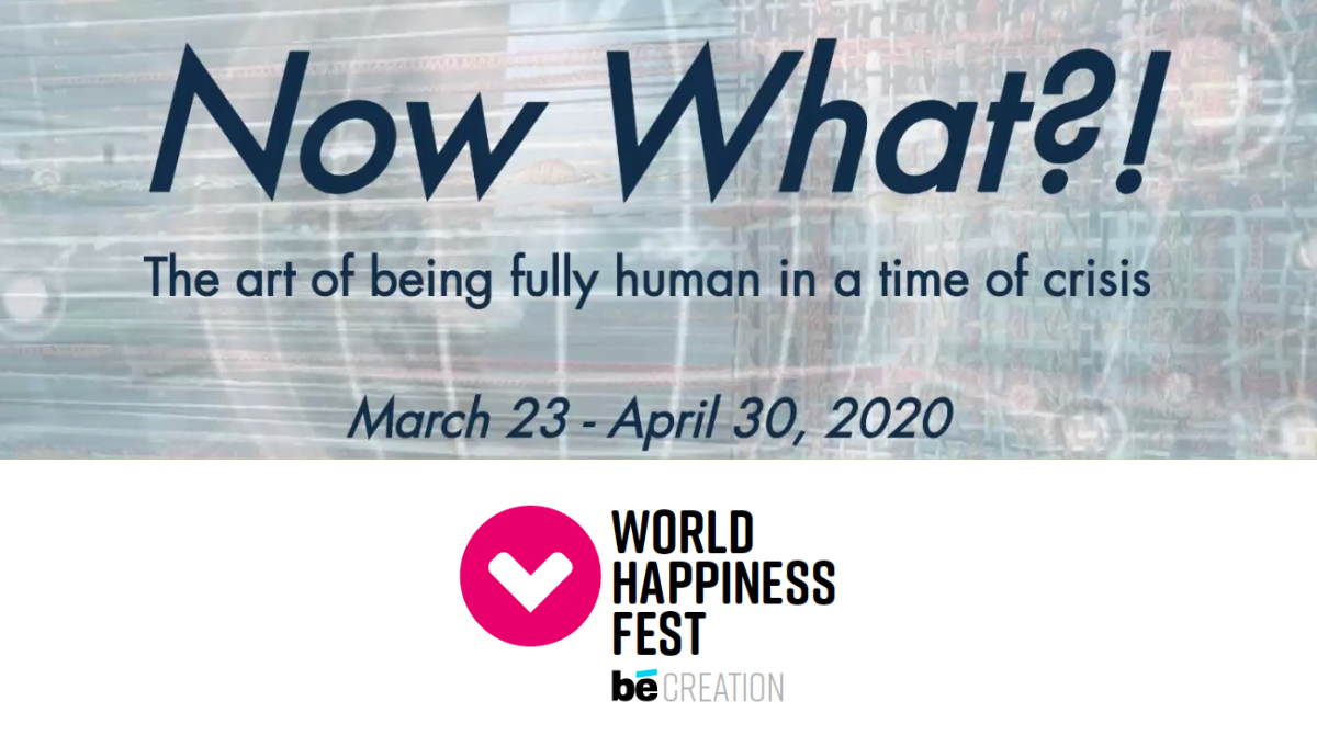 World Happiness --> Now What?!