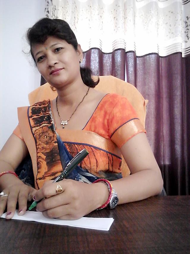 Kajal Kiran Kaushik