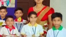 Celebration of Ganesha chaturthi