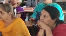 Teachers training workshop