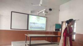 Teachers training workshop of class IX and X