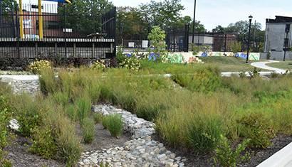 2019 November Conservation Henrietta Lacks Park Inspires Bright Future for Baltimore Community 410