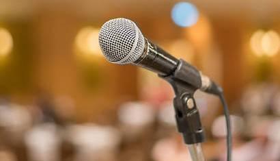 Conference Speaker 410