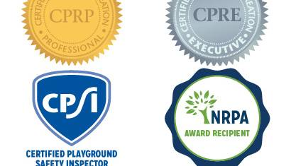 Digital Badges NRPA 410 b