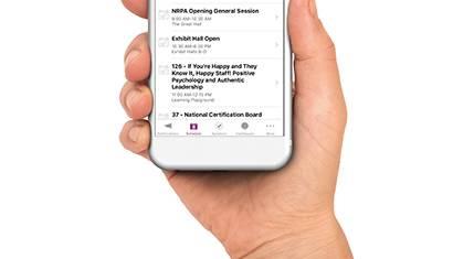 Event Mobile App Screenshot 410