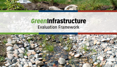 Green infrastructure evaluation framework 410