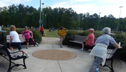 healthy aging parks grants 410