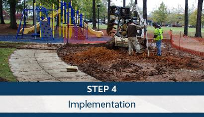 master plan resource guide step four implementation b
