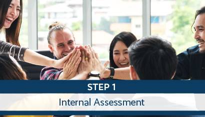 master plan resource guide step one internal assessment