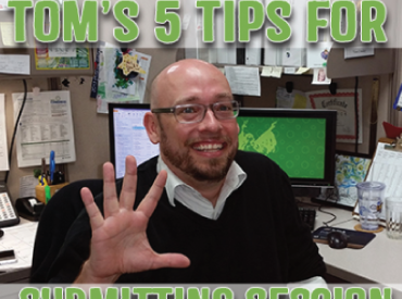 2016 October Toms Five Tips