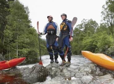 2017 April Future Leaders Whitewater Kayaking 410