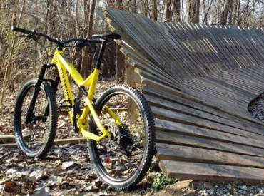 2017 July Law Review Crash On Challenging Mountain Bike Trail 410