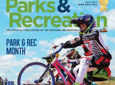 2018 January NRPA Update Discover Yourself on the Cover of PR magazine 410