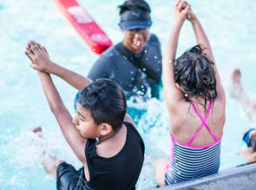 2018 July Park Bench Water Safety 410