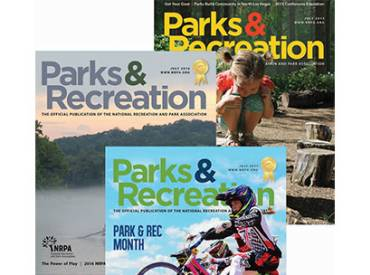 2018 March NRPA Update Park Recreation Month Cover Contest 410