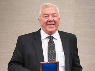 2019 November Feature NRPAs Dolesh Receives 2019 Pugsley Medal 410