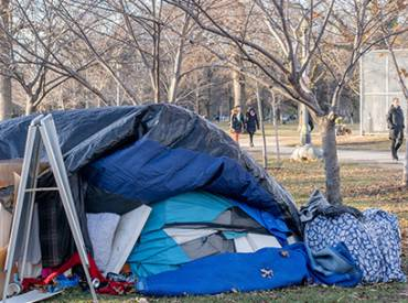 2021 April Law Review Due Process Notice COVID 19 Sweeps at Homeless Encampment 410