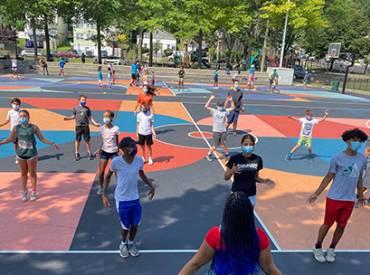 2021 September Park Bench Making History in New Rochelle 410