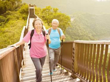 Active Aging and the Outdoors