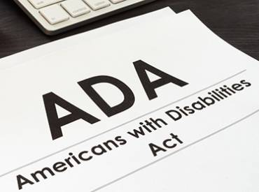Americans with Disabilities Act 370x275
