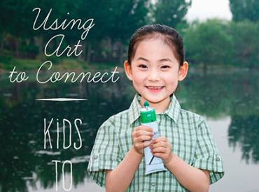Art Connects Kids Nature 410