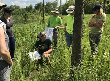 August 2019 Conservation Parks for Pollinators Inaugural Bioblitz 410