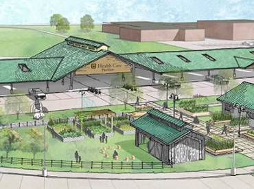 August 2019 Park Bench Columbia Agriculture Park 410