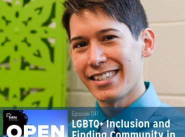 LGBTQ Inclusion Podcast 410