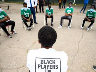 MUSCO Black Players for Change 410