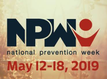 National Prevention Week blog 410