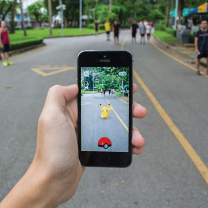 2017 November Law Review Park Permit for Location Based Pokemon Go Games 410