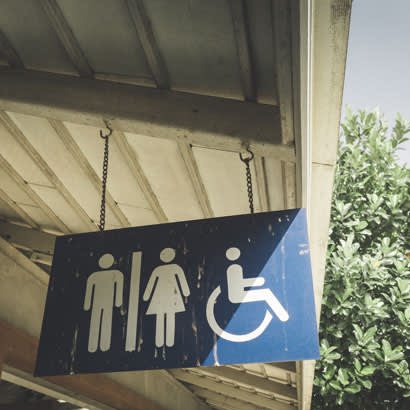 A Few Safety and Security Solutions for Restrooms