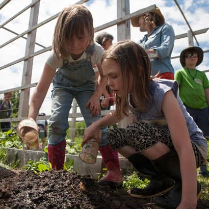 2018 March Advocacy Farming in Parks aka FarmPark 410