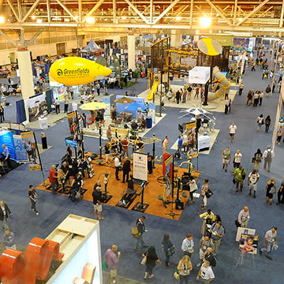 2019 July Conference Exhibit Hall Highlights 410
