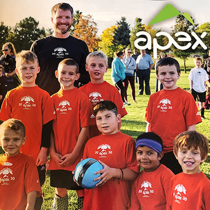 2019 May Member to Member Brand Refresh for Apex Parks and Rec 410