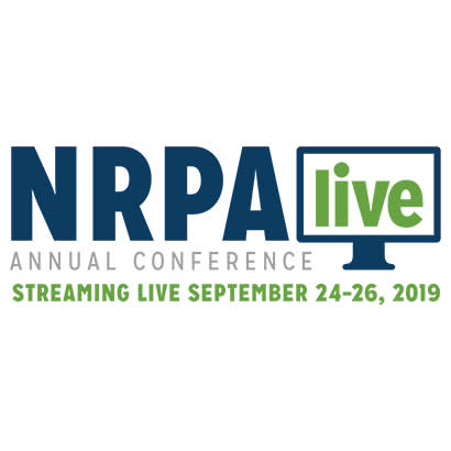 2019 September NRPA Update Professional Development Cal 410