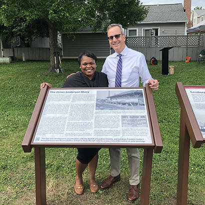 2019 September Social Equity Interpretive Signs and Programs 410