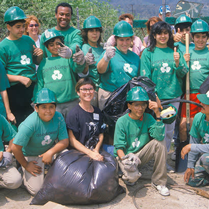 2020 February Conservation Developing a More Diverse Generation of Park Stewards 410