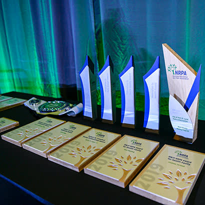 2020 February NRPA Update 2020 Award Applications Due March 27 410