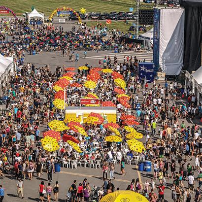 2020 June Law Review First Amendment Challenge to City Festival Ordinances 410