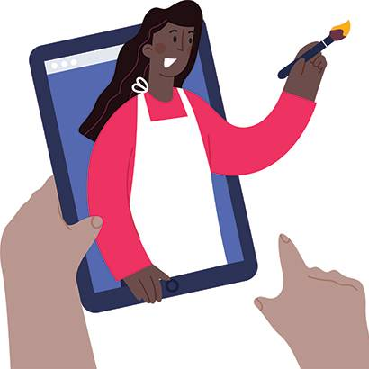 2020 October Health and Wellness Virtual Programming 410