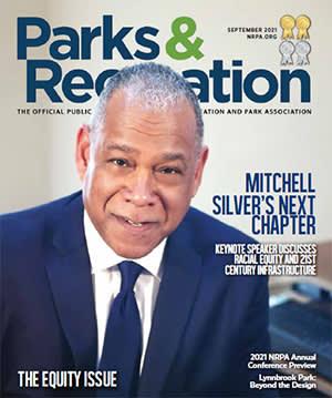 2021 September Magazine Cover