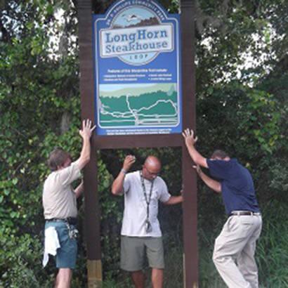 A Trail Through a Natural Treasure 410