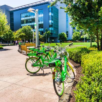 Dockless Bikes 410