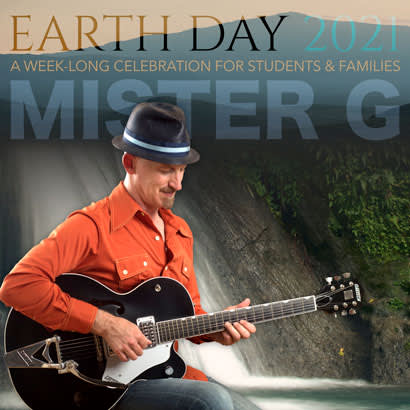 Earth Day Mister G 410
