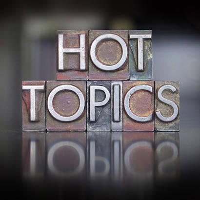 Hot Topics 410
