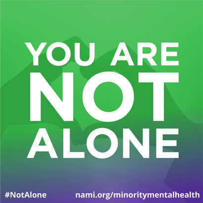 Minority Mental Health Month blog 410