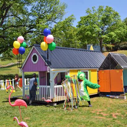 Tiny House Mecklenburg 410