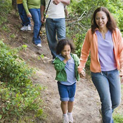 Trail Repairs Invite Increased Use 410